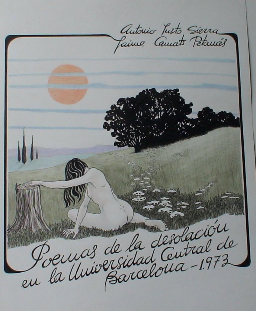 Tinta i llàpis de color sobre paper (46x34). Propietat de l'autor.