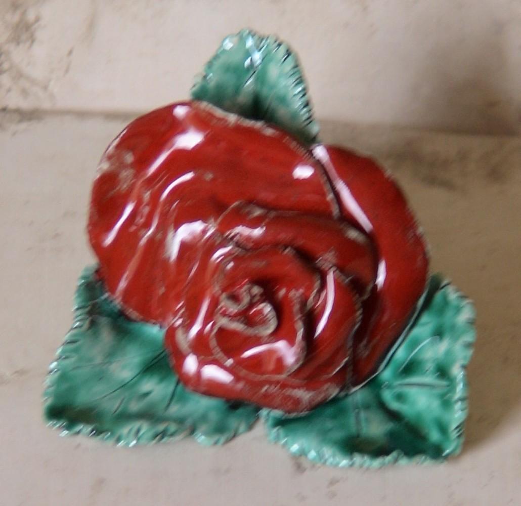 Ceràmica esmaltada (10x10x10).
