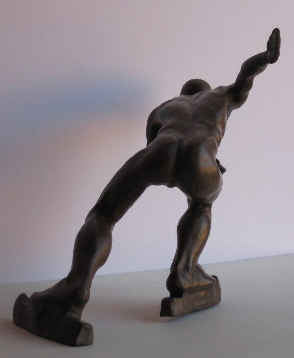 Bronze (28x26x20).