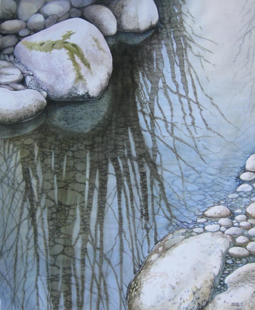Aquarel·la sobre paper (61x50). Propietat de l'autor.