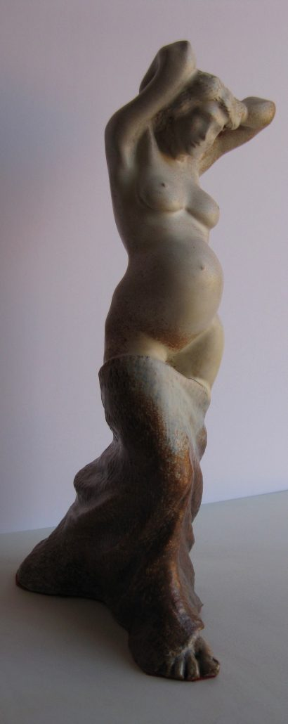Terracuita esmaltada (34x20x12). Propietat de Daniel Rico.