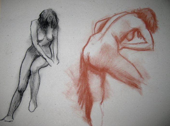 Sanguina sobre paper (32x44).