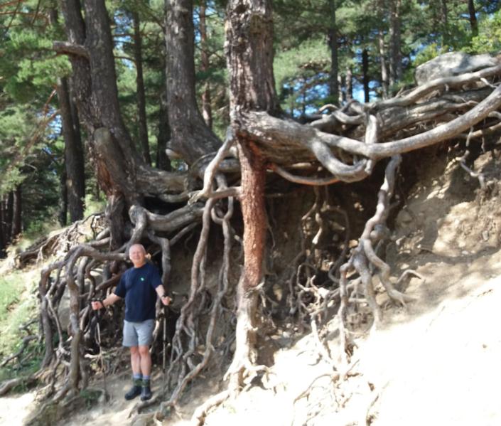 Agost al llac d'Engolasters a Andorra.